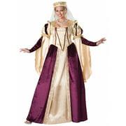 Renaissance Princess Adult Costume - Plus Size 2X