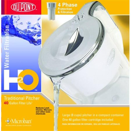Dupont WFPT100 Water Filter Pitcher ()