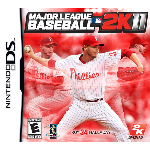 Image of MLB 2K11 (DS)