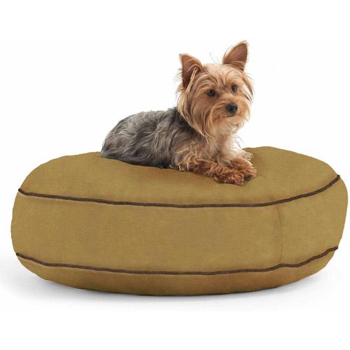 "WufFuf Round Pet Bed, 30"" Diameter"