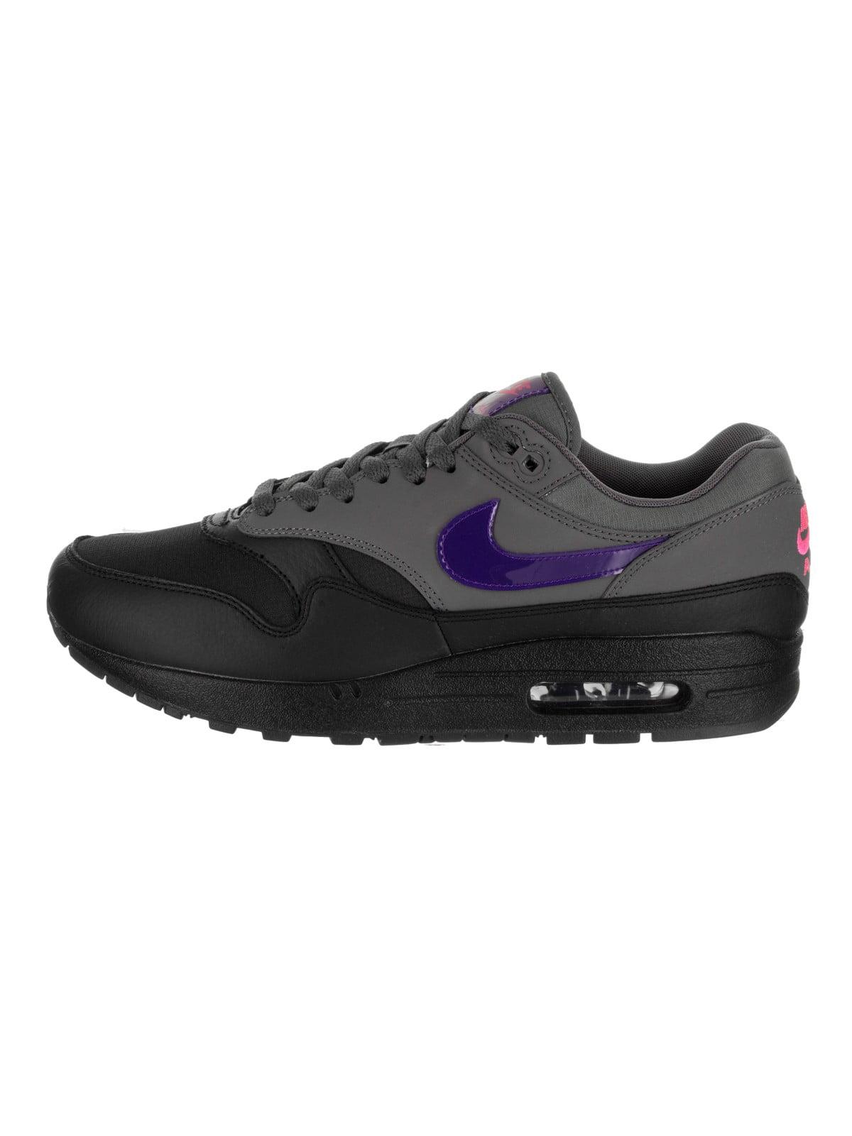 buy popular 4e01d 89bd0 Nike - Mens Nike Air Max 1 Miami Nights Black Dark Grey Fierce ...