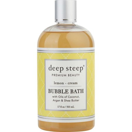 Deep Steep Lemon Cream Bubble Bath 17 Oz By Deep Steep - image 1 de 1
