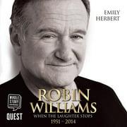 Robin Williams - Audiobook