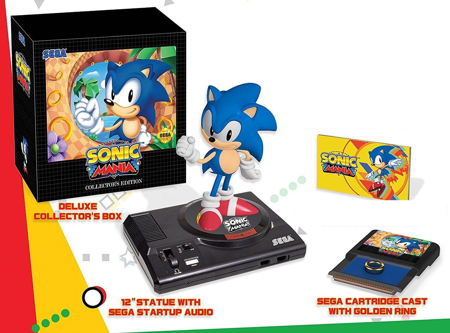 Refurbished Sega Sonic Mania Collectors Edition (Playstation 4) by Sega