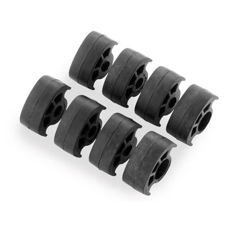 Kuryakyn 8009 ISO-Peg Replacement Rubber Pads - Small