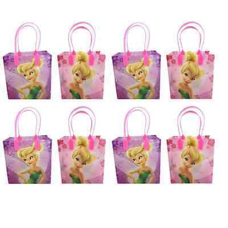 LWS LA Wholesale Store  12 bags Tinker Bell Party Favor Goody gift Candy bags birthday mickey minnie Mickey Mouse Goody Bags