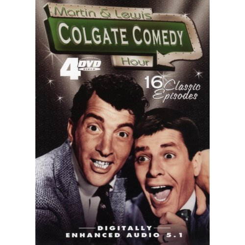 Martin And Lewis Colgate Comedy Hour, Vol. 1, 2, 3