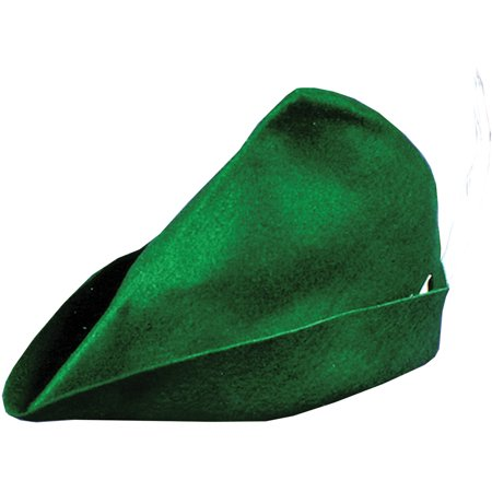 Peter Pan Felt Hat Adult Halloween Accessory](Blue Peter Makes Halloween)
