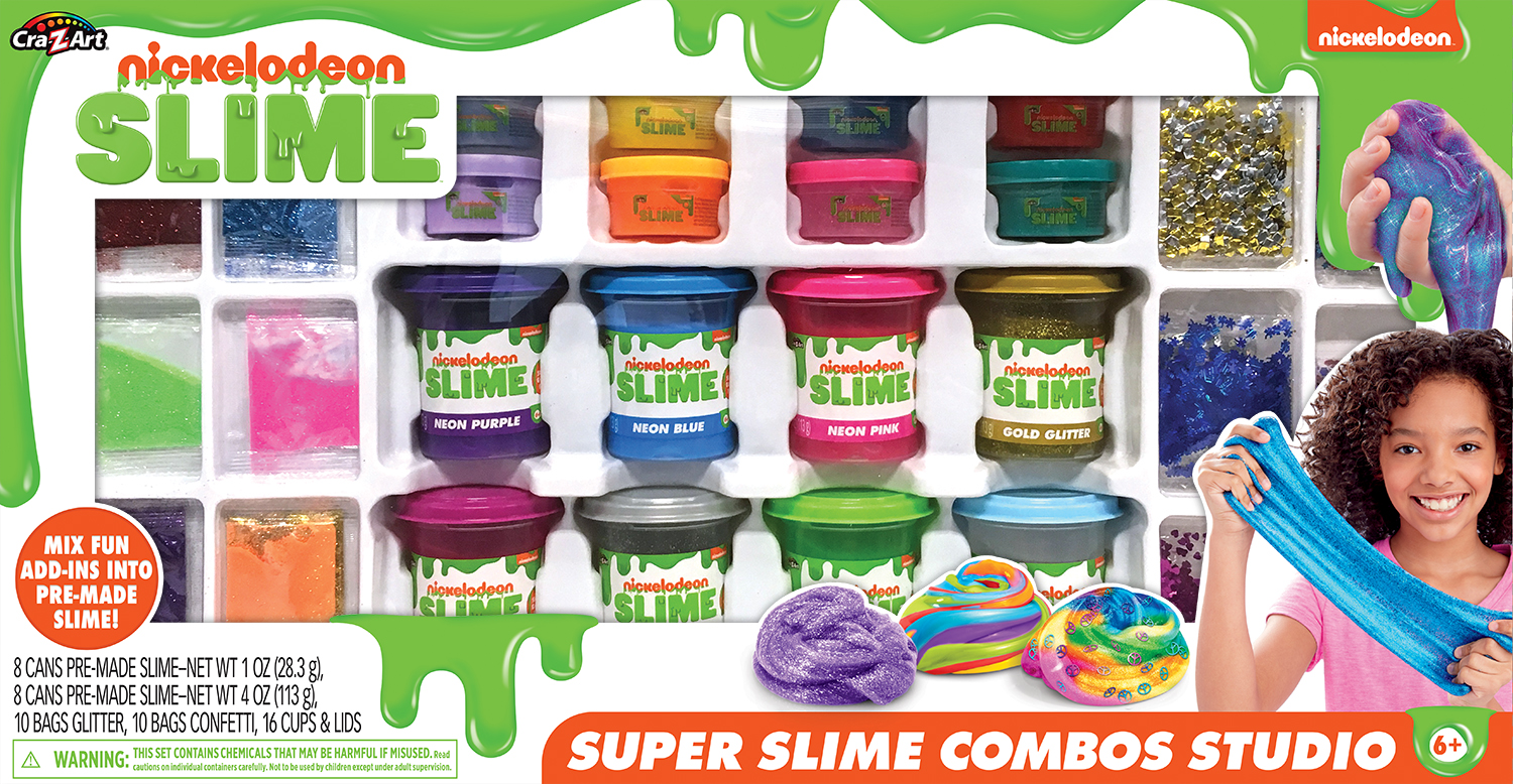 Nickelodeon Super Slimy Combo ONLY $15 at Walmart (Reg $50)