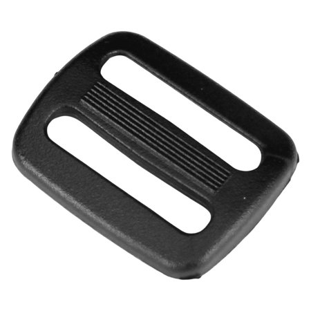 Strapworks Plastic Tri-glide Slide Standard 1 inch, 2 pack,