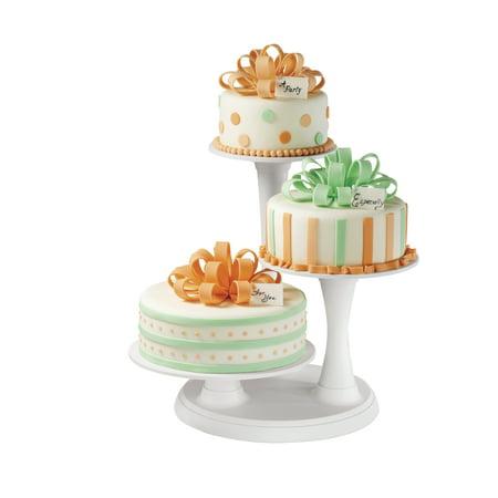 Wilton 3-Pillar Cake Stand