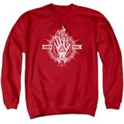 Constantine Damed To Hell Mens Crew Neck Sweatshirt