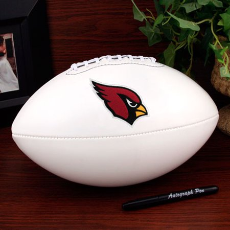 Arizona Cardinals Rawlings Signature Series Official Size Autograph Football - No Size