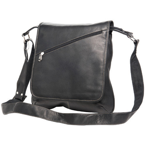 David King & Co. Deluxe Slim Medium Messenger