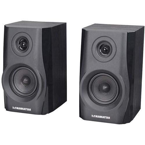 MANHATTAN 161688 2.0 Hi-Fi & Bluetooth(R) Speaker