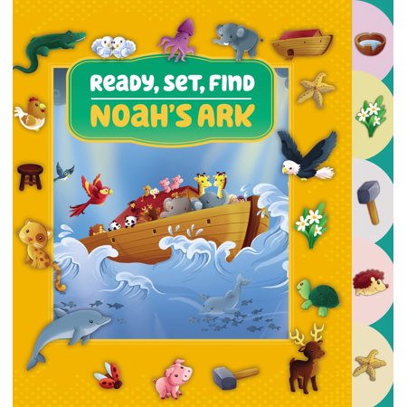 Ready  Set  Find Noah's Ark (Noah's Ark Toy Set)