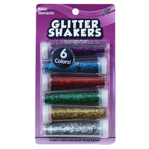Glitter Shaker - Holographic
