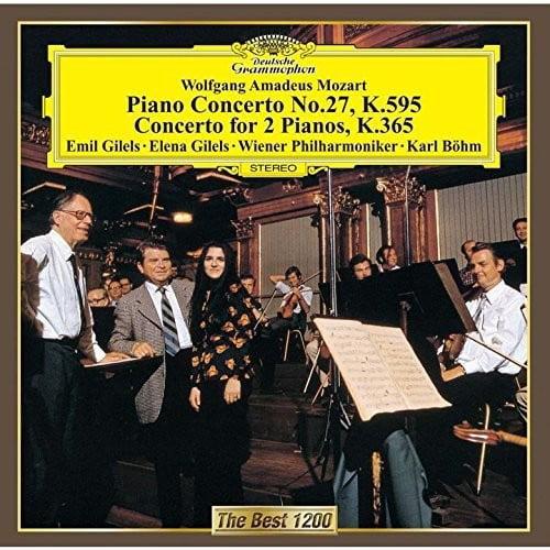 Mozart: Piano Concertos No. 27