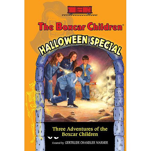 The Boxcar Children Halloween Special