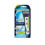 Wilkinson Sword by Schick Hydro 5 Power Select Razor with Refill Blade