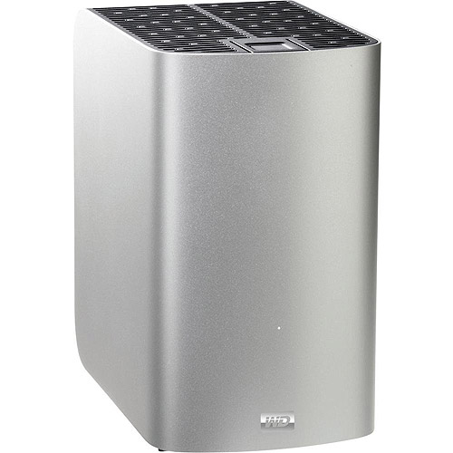 WD My Book Thunderbolt Duo 6 TB Dual Drive High-Speed Storage with RAID