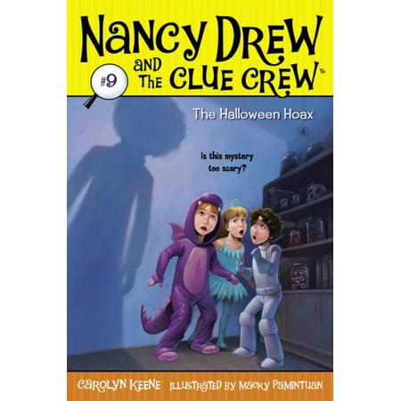 The Halloween Hoax (Nancy Drew and the Clue Crew) (Halloween Nancy)
