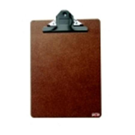 School Smart Letter Size Clipboard, 9 X 12-1/2 in, Hardboard, Bright Nickel](Santa Beards For Sale)