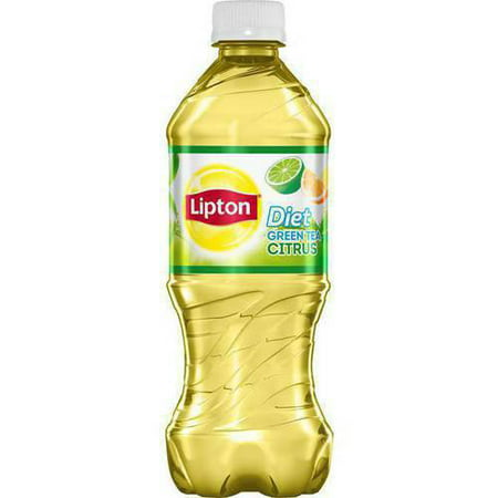 Diet lipton green tea peeing