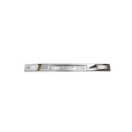 Replacement Top Deal Front Chrome Bumper For 84-88 Toyota Pickup 5211189139