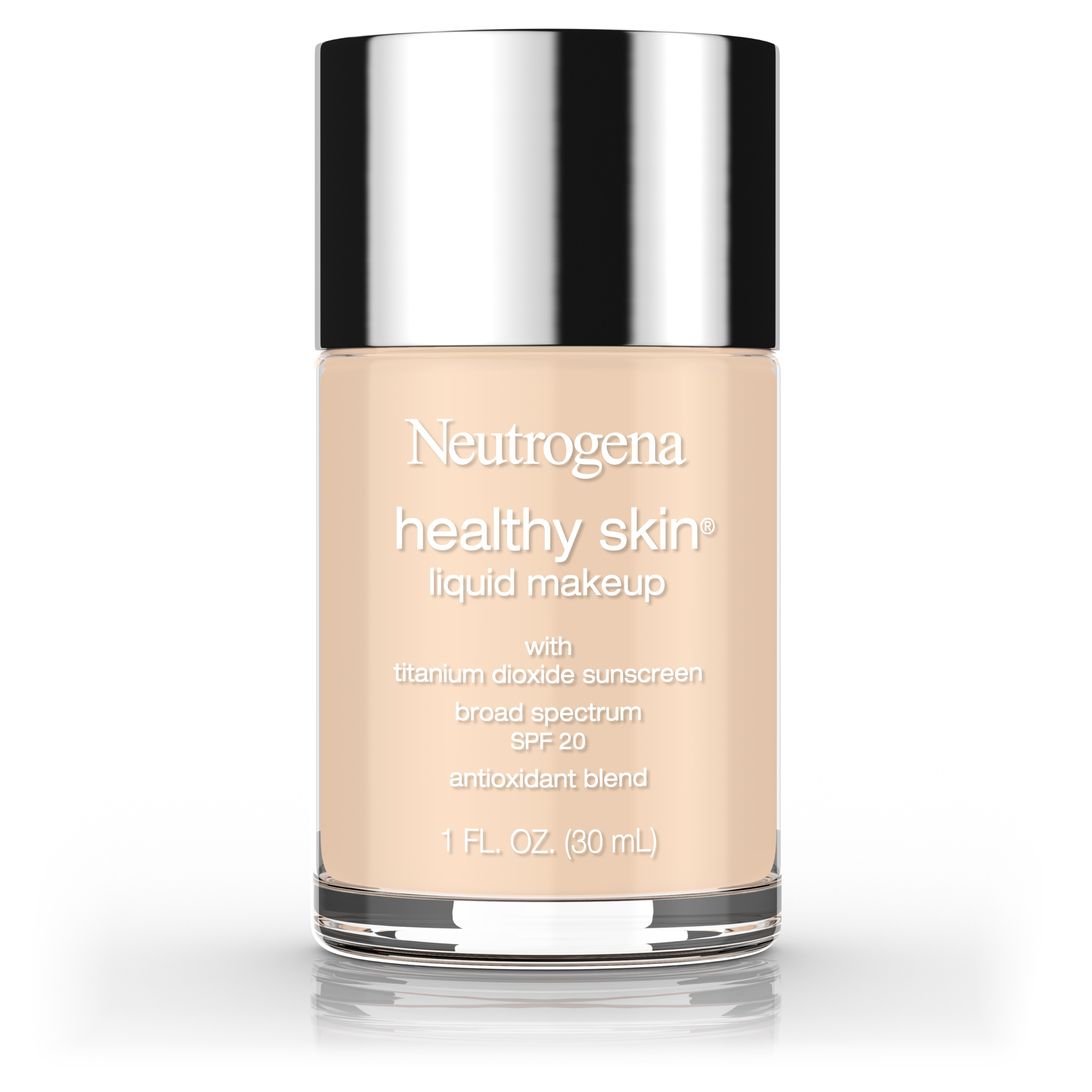 Neutrogena Healthy Skin Liquid Makeup Broad Spectrum SPF 20, 30 Buff, 1 Oz. - Walmart.com