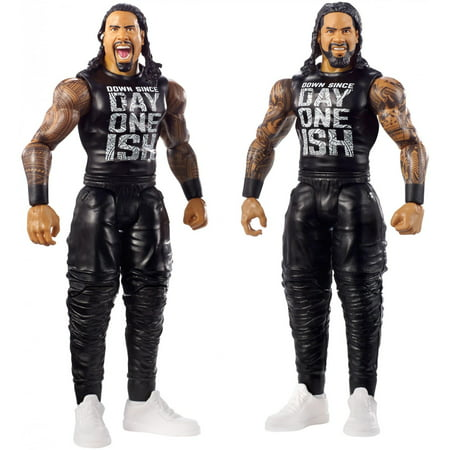 WWE Battle Pack Jimmy Uso & Jey Uso Action Figure Set (Wwe The Usos Action Figures)