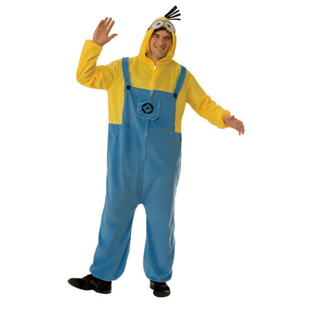 Adult Minion Jumpsuit - Adult Minion Costume
