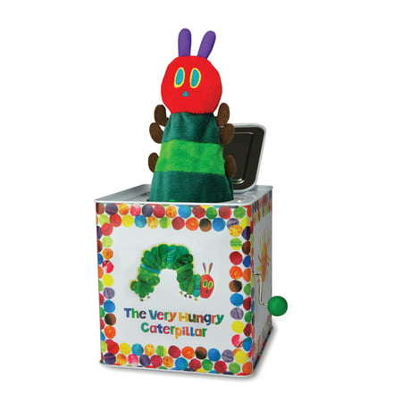 World of Eric Carle The Very Hungry Caterpillar Jack in the Box