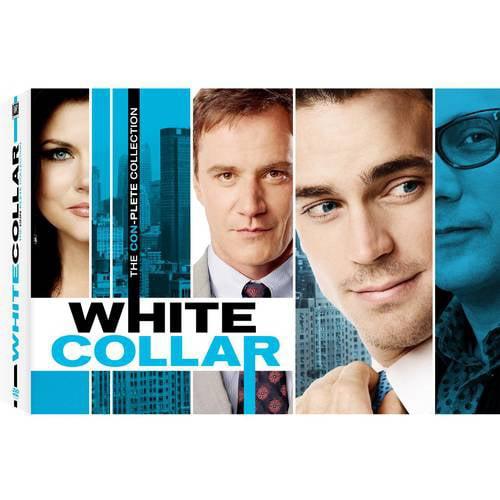 White Collar: The Con-plete Collection (Widescreen)