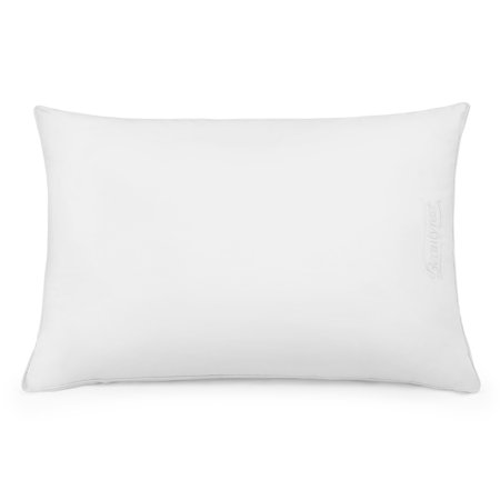 Beautyrest Silver Memory Fiber 300TC Cotton Pillow in Multiple Sizes