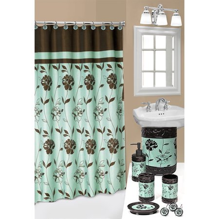 Popular Bath Cabella 18 Piece Bathroom Accessory Set