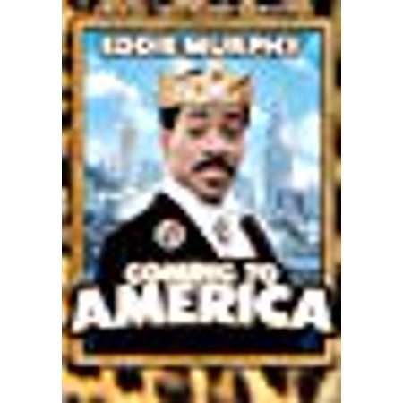 Family Halloween Coming To America (Paramount Home Vid Coming To America:  Royal Jewels)