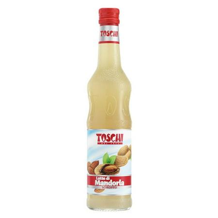 Almonds Syrup (Toschi Almond Milk Syrup - 19 oz)