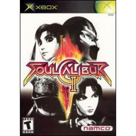 Soul Calibur II (Xbox)