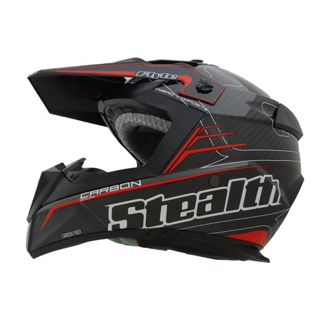 Vega Flyte Pulse Offroad Helmet Red/Black (Best Side Dish For Veg Pulao)