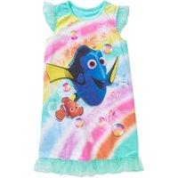 Girls' Flutter Sleeve Sleep Gown