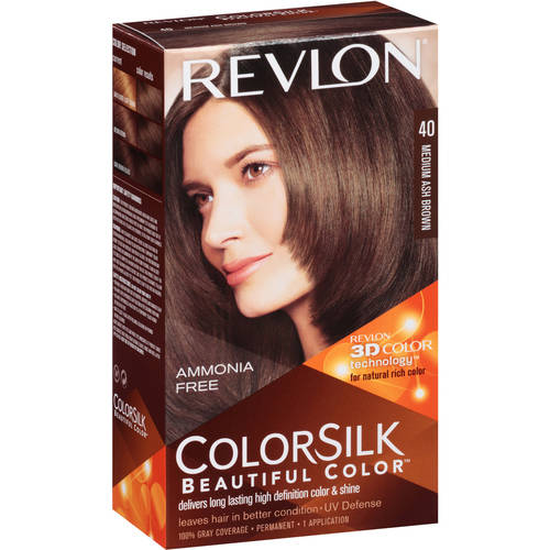 Revlon�� Colorsilk Beautiful Color��� Permanent Liquid Hair color