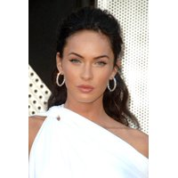 Megan Fox At Arrivals For 2009 Los Angeles Film Festival Premiere Of Transformers Revenge Of The Fallen Stretched Canvas -  (8 x 10)