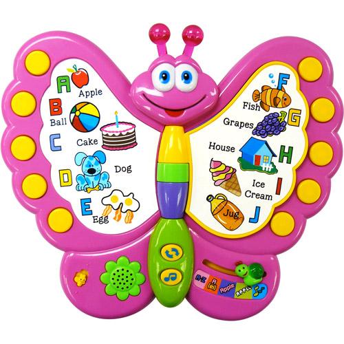 Danara Babies 2 Grow My 1st Word Book, Butterfl
