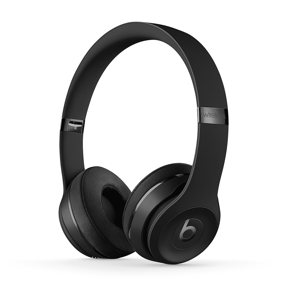 Beats Solo3 Wireless On Ear Headphones With Apple W1 Headphone Chip Black Walmart Com Walmart Com