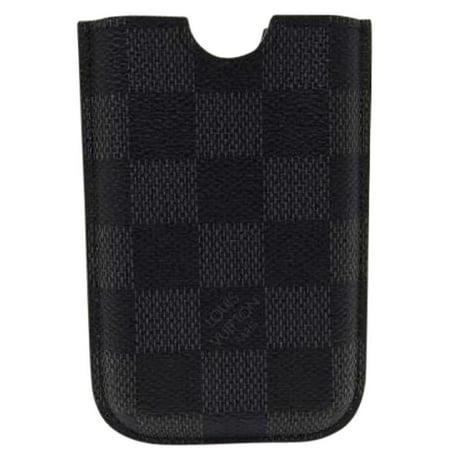 Black Damier Graphite 3g Iphone Case 218445 Tech Accessory ()