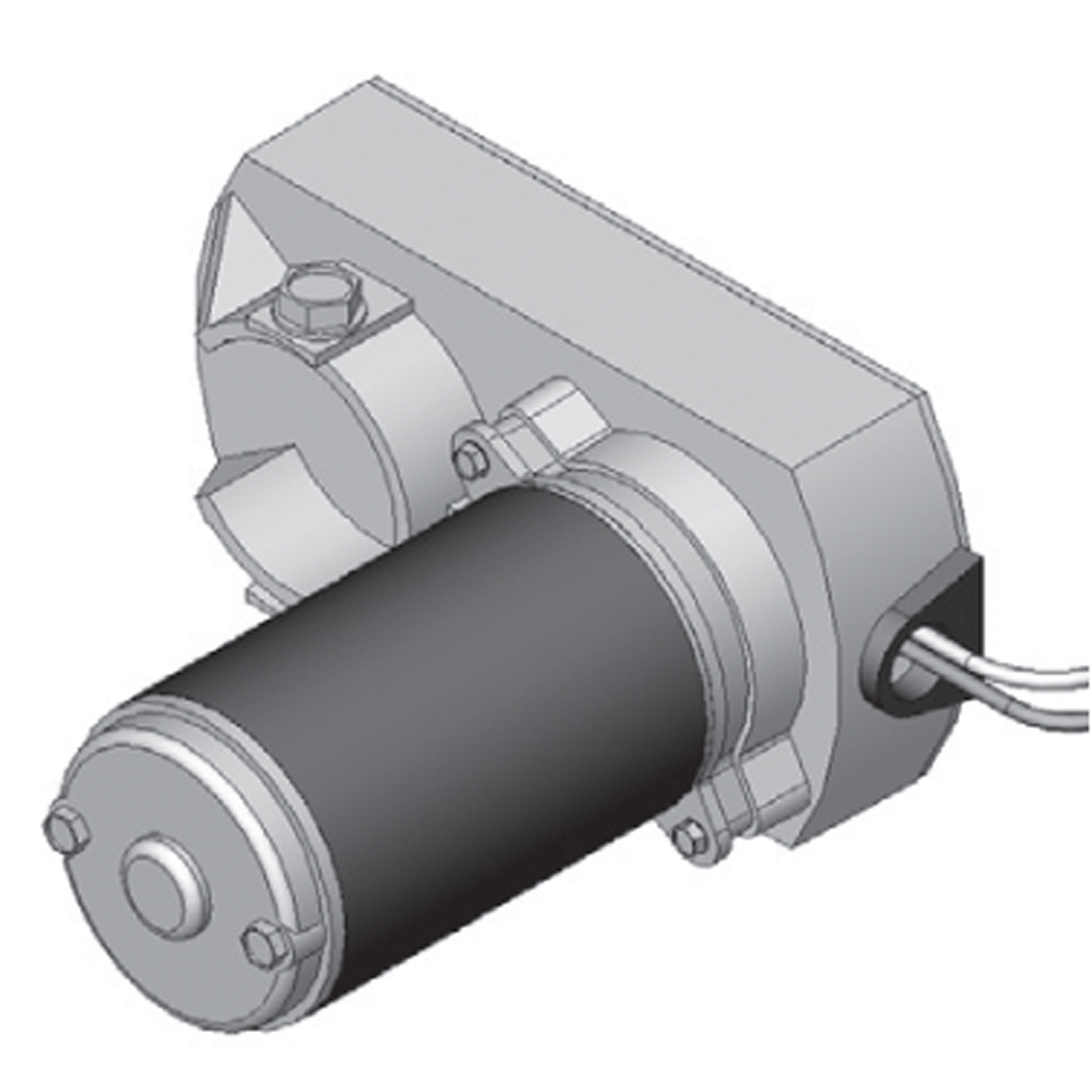 AP Products 014-136373 28:1 Venture RV Actuator Motor