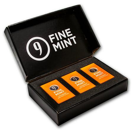 1 Kilo Silver Bar 9fine Mint 3 Pc Multi Pak Walmart Com