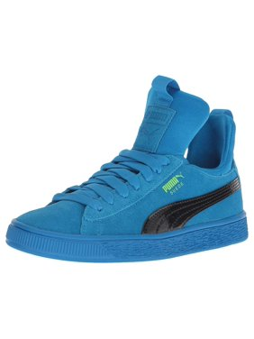 638c3bf93bb1 Product Image Kids Puma Girls Fierce Patent Block Jr Hight Top Lace Up  Basketball Shoes