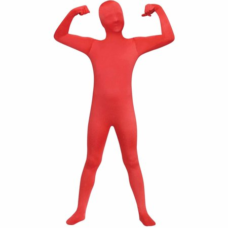 Red Skin Suit Child Halloween Costume](Halloween Suit Costumes)
